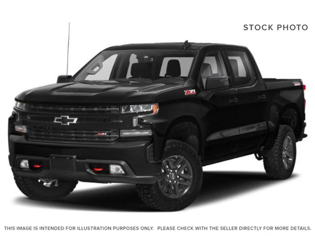 Black[Black] 2020 Chevrolet Silverado 1500