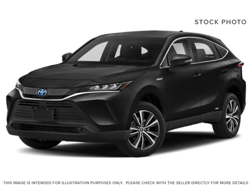 Black[Black] 2021 Toyota Venza