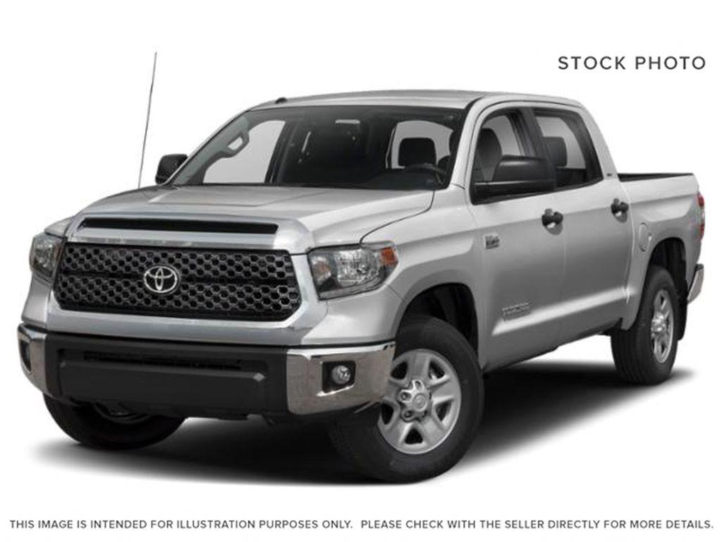 Silver[Silver Sky Metallic] 2021 Toyota Tundra