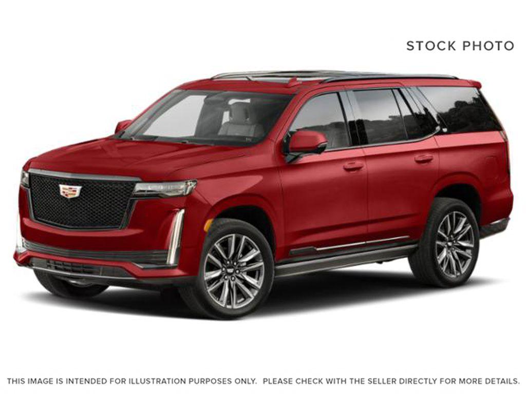 Red[Infrared Tintcoat] 2021 Cadillac Escalade