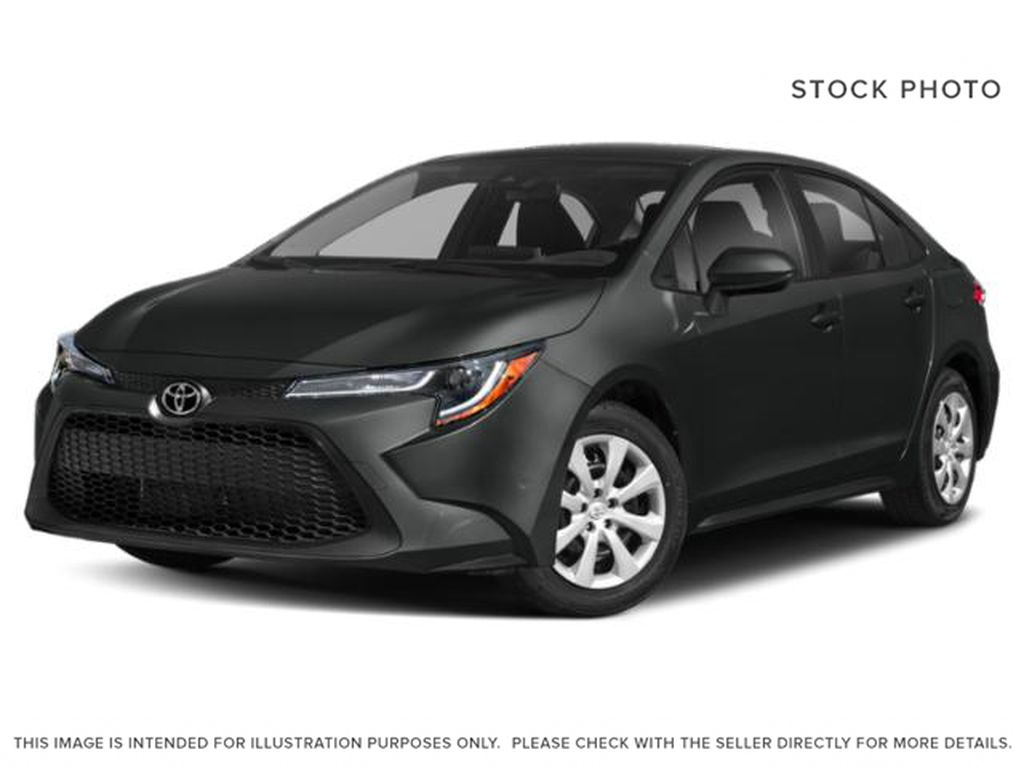Black[Black Sand Pearl] 2022 Toyota Corolla LE