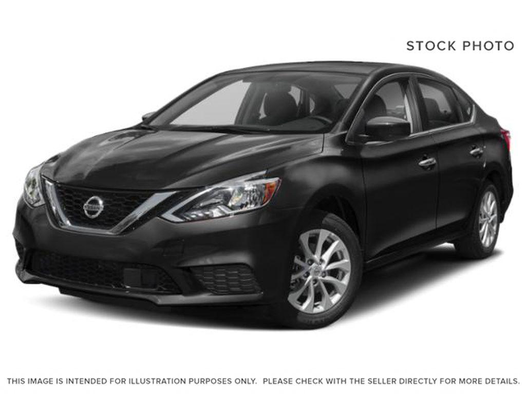 Black[Super Black] 2019 Nissan Sentra