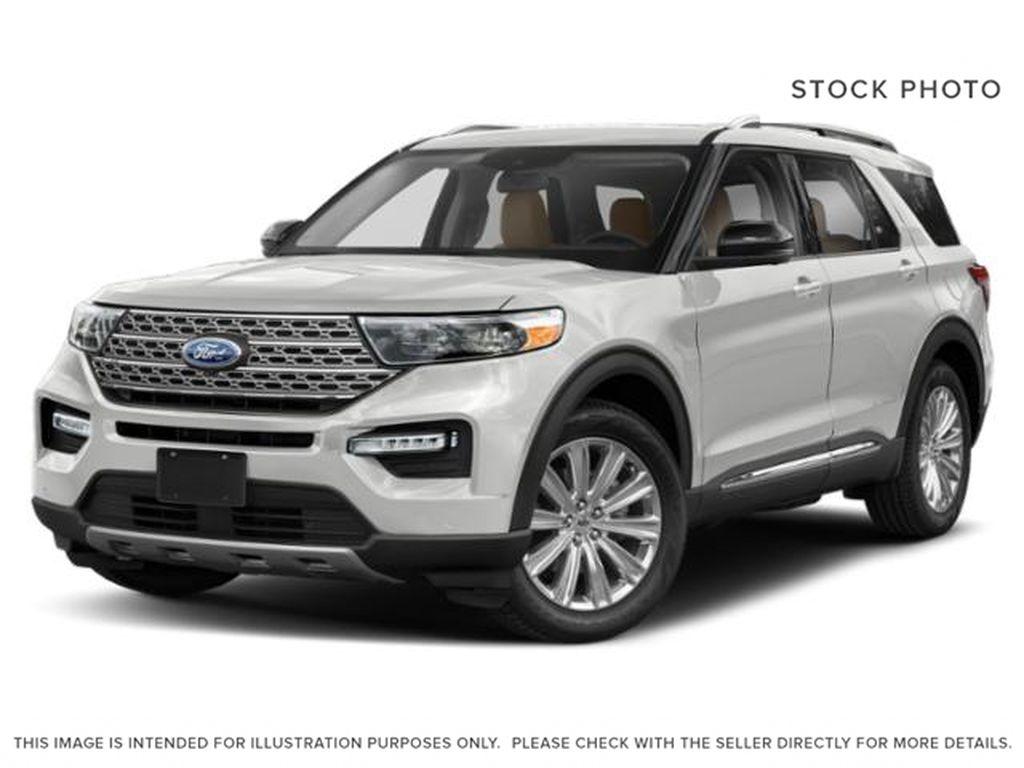 White[Oxford White] 2020 Ford Explorer