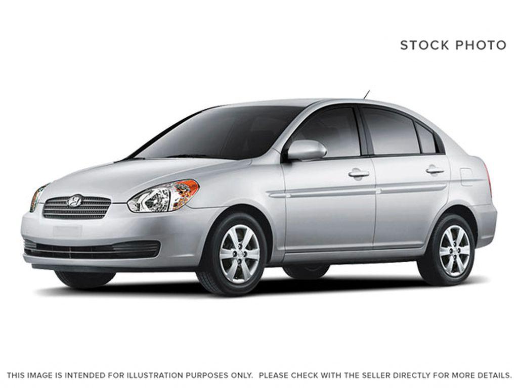 Gray[Midnight Grey Pearl] 2009 Hyundai Accent