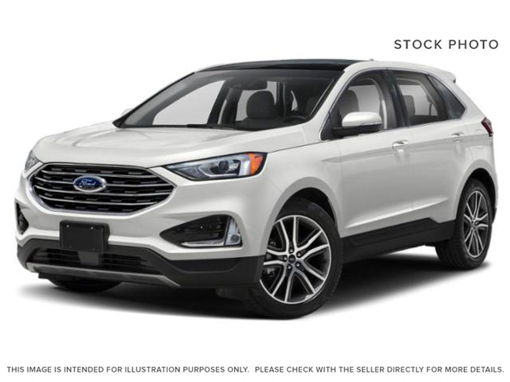 White[Oxford White] 2019 Ford Edge