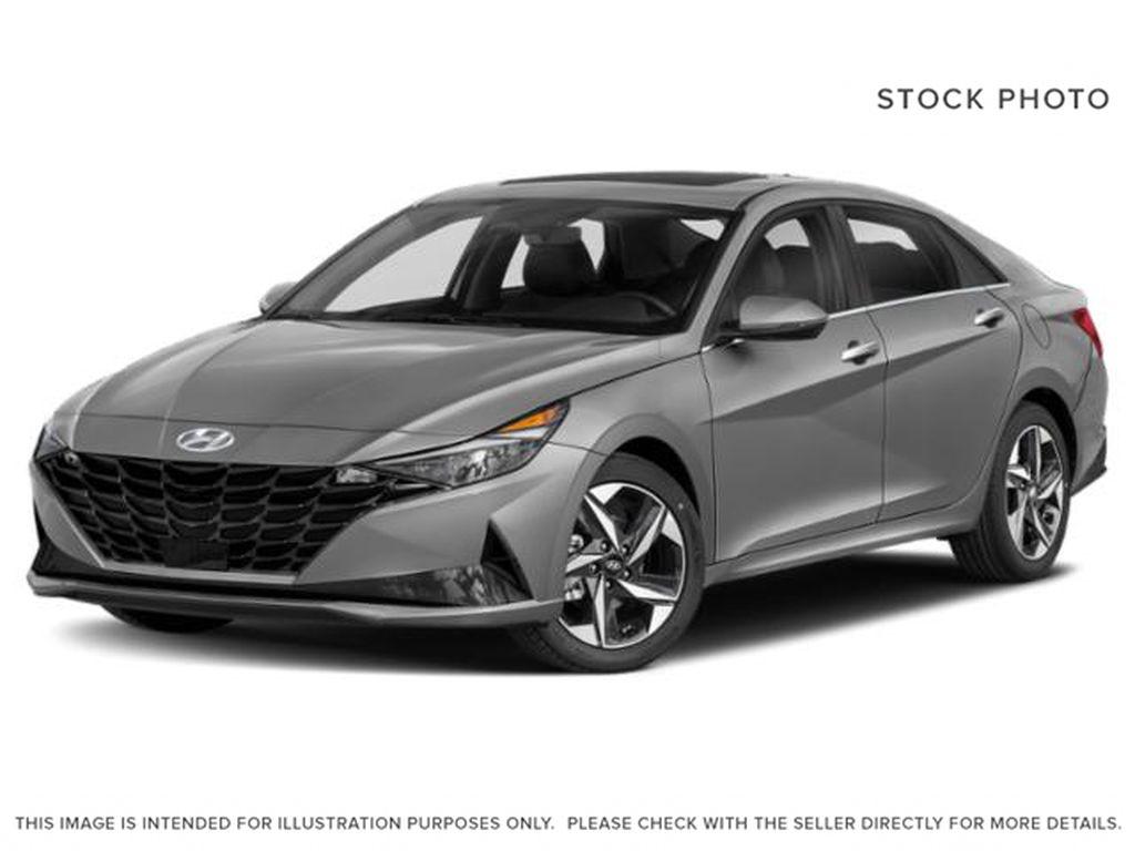 Gray[Cyber Grey] 2022 Hyundai Elantra