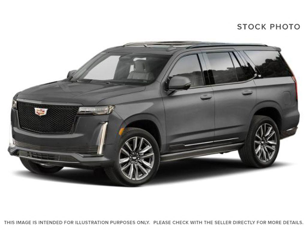 Gray[Satin Steel Metallic] 2021 Cadillac Escalade
