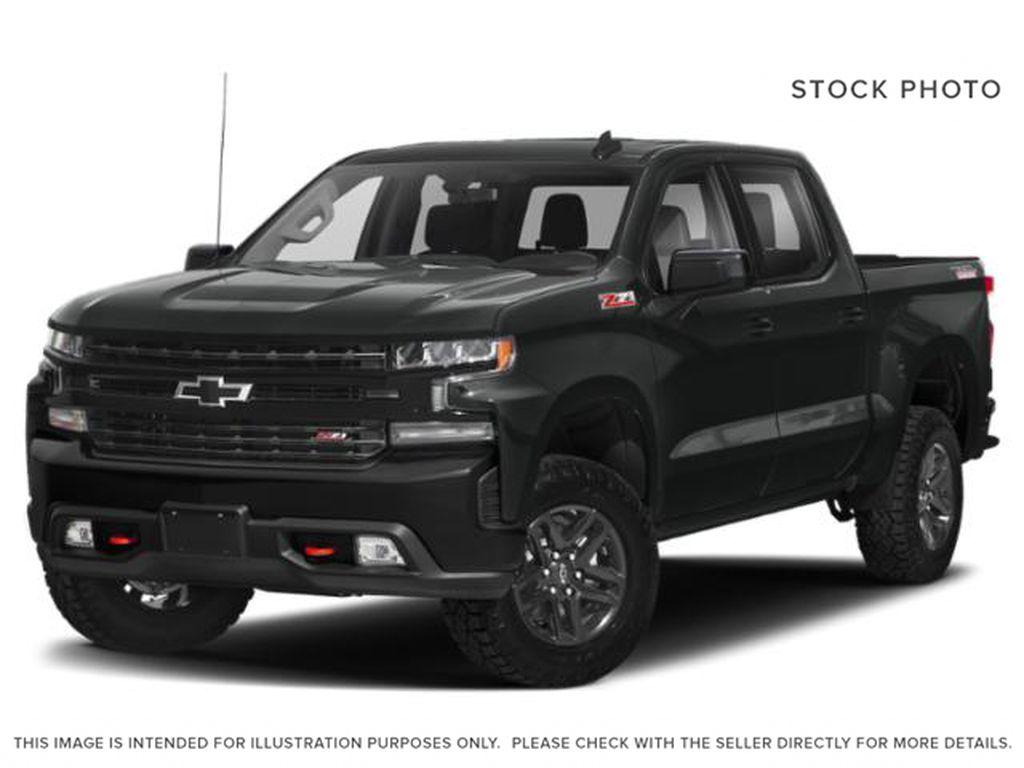 Gray[Shadow Grey Metallic] 2021 Chevrolet Silverado 1500
