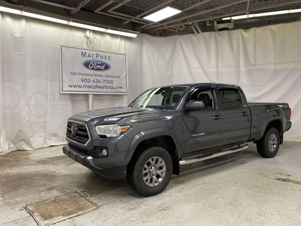 Gray[Cement Grey Metallic] 2019 Toyota Tacoma