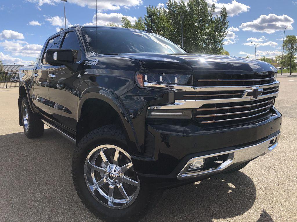 Black[Black] 2019 Chevrolet Silverado 1500