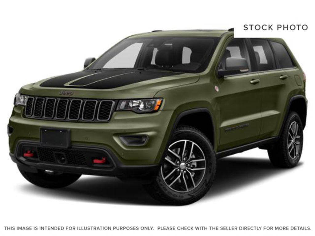Green[Green Metallic] 2021 Jeep Grand Cherokee