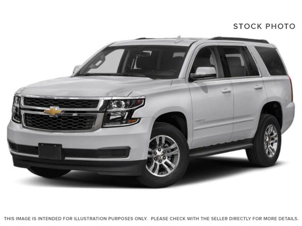 Silver[Silver Ice Metallic] 2018 Chevrolet Tahoe
