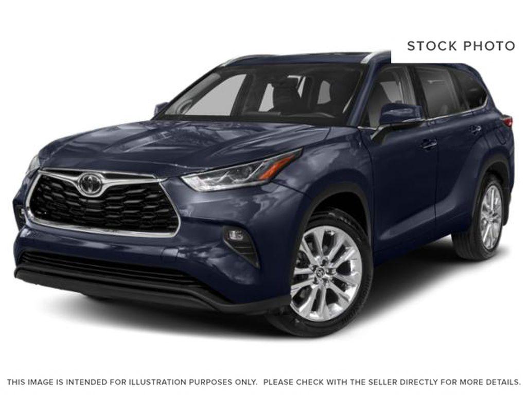 Blue[Blueprint] 2021 Toyota Highlander