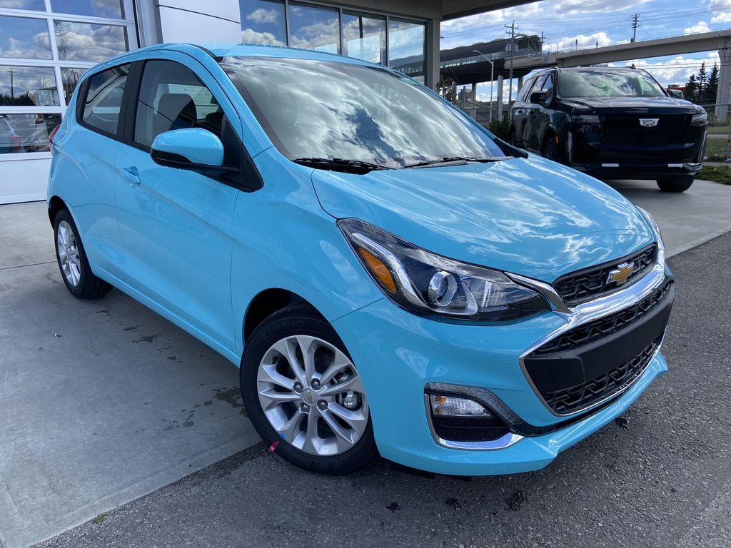 Blue[Mystic Blue] 2022 Chevrolet Spark LT