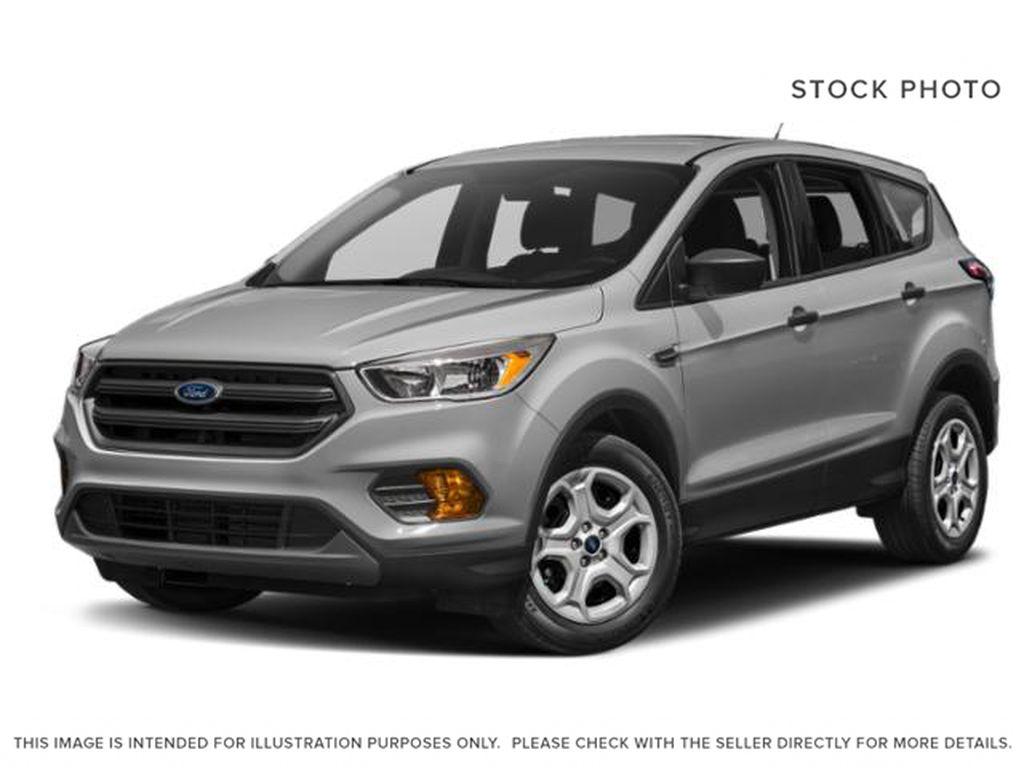 Silver[Ingot Silver] 2019 Ford Escape