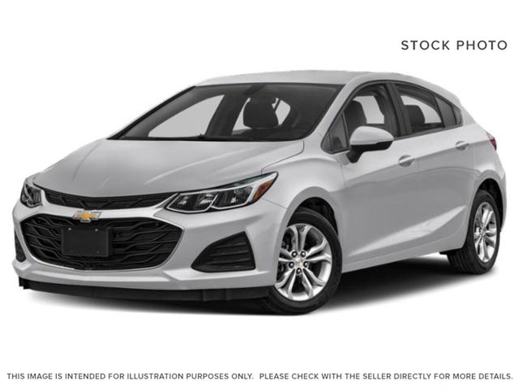 Black[Black] 2019 Chevrolet Cruze LT