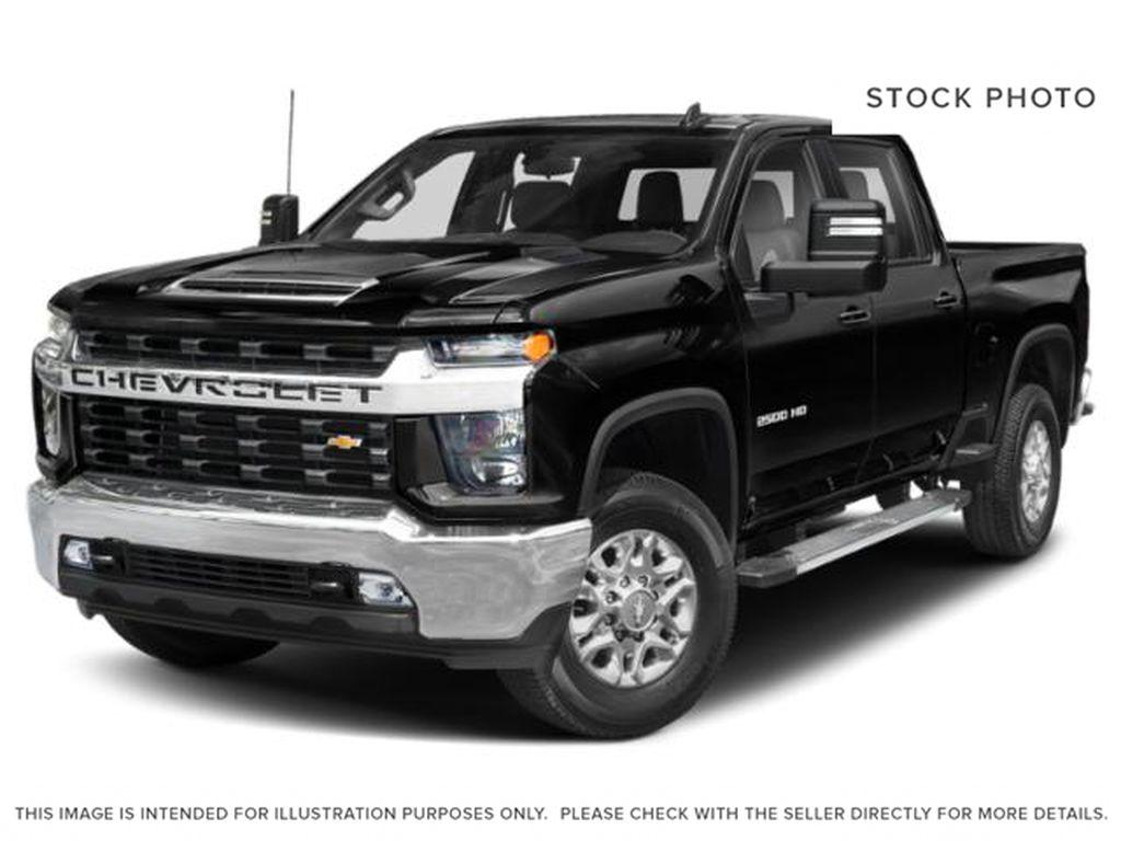 Black[Black] 2021 Chevrolet Silverado 2500HD