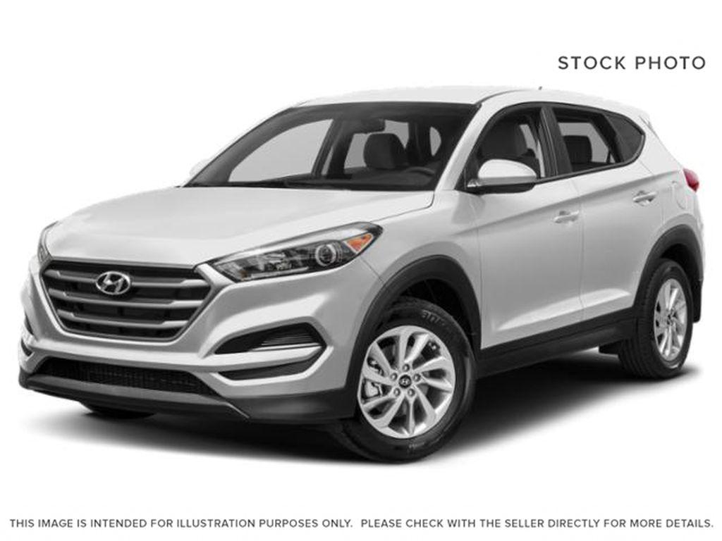 White[Winter White] 2018 Hyundai Tucson