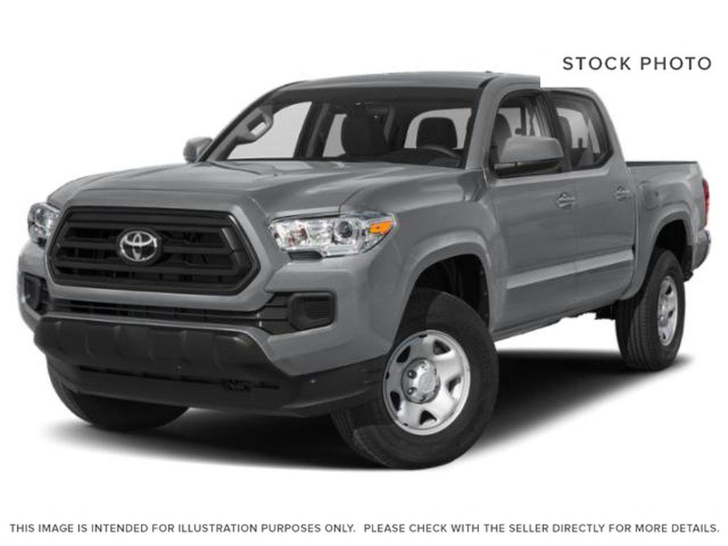 Gray[Cement] 2021 Toyota Tacoma
