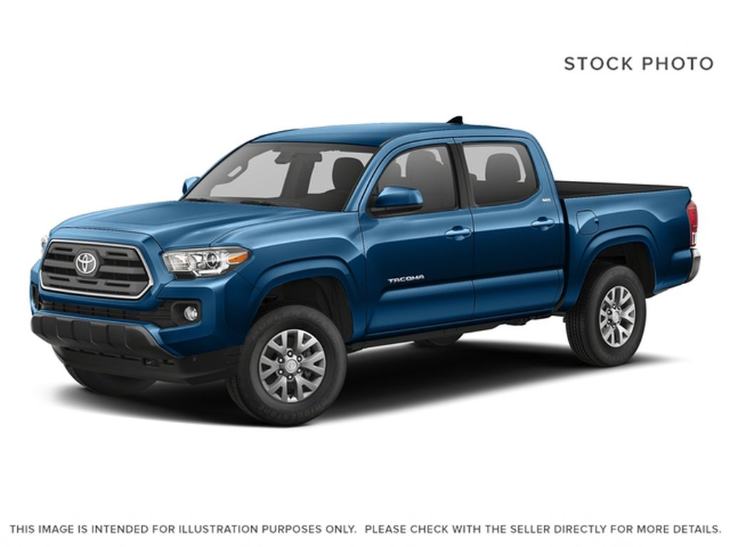 Blue[Blazing Blue Metallic] 2016 Toyota Tacoma