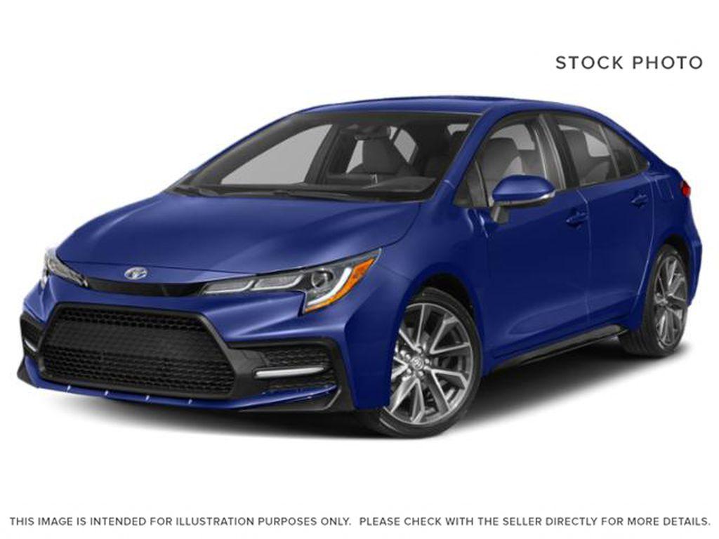 Blue[Blue Crush Metallic] 2022 Toyota Corolla