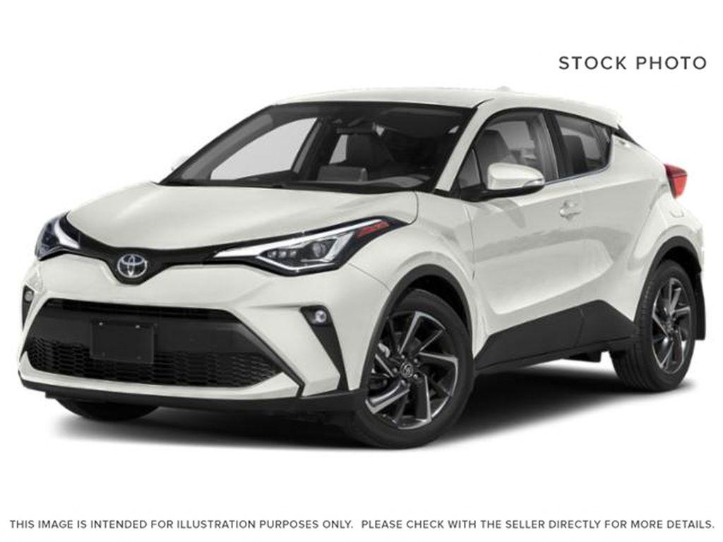 White[Blizzard Pearl] 2021 Toyota C-HR