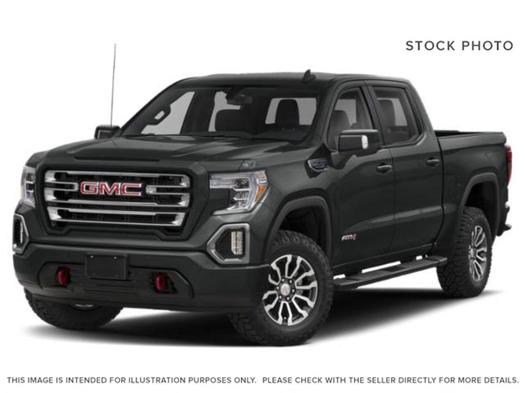 Dark Sky Metallic 2021 GMC Sierra 1500