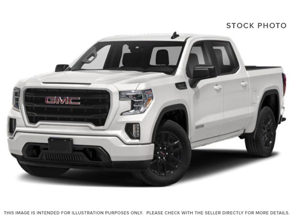Summit White 2021 GMC Sierra 1500 Diesel