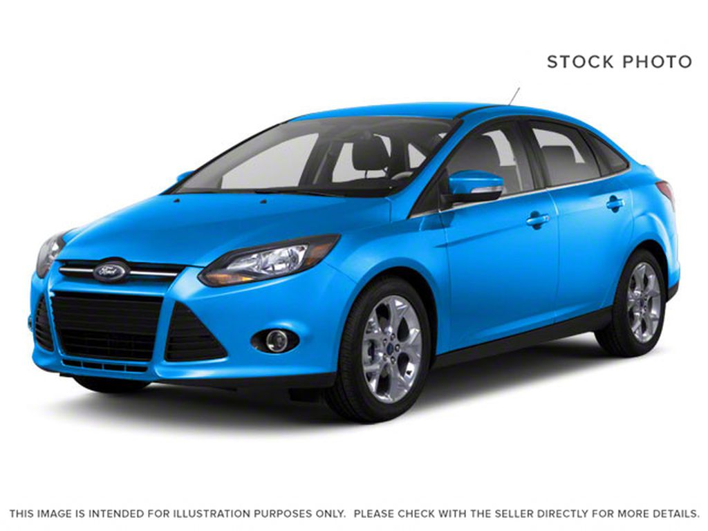 Blue[Blue Candy Metallic Tinted] 2013 Ford Focus