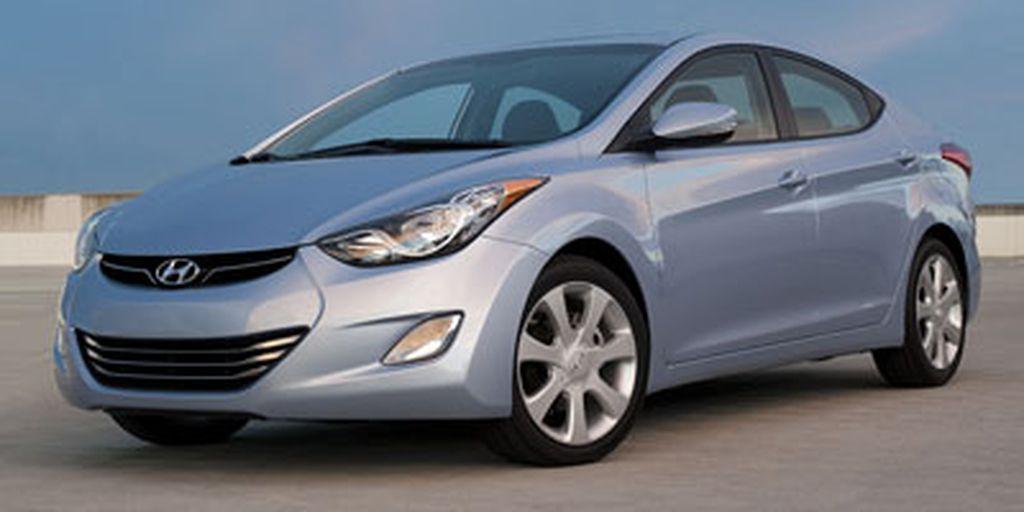 Gray[Harbour Grey Metallic] 2013 Hyundai Elantra