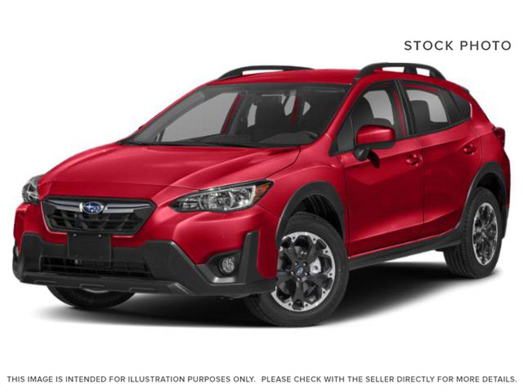 Red[Pure Red] 2021 Subaru Crosstrek
