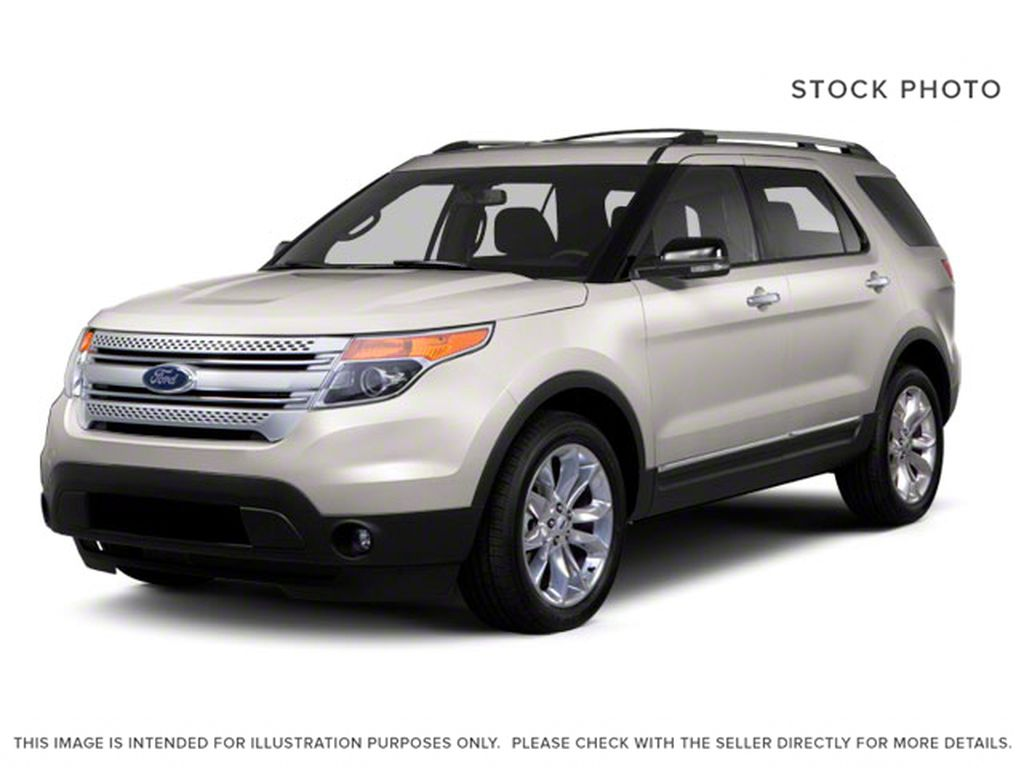 Red[Ruby Red Metallic Tinted] 2013 Ford Explorer