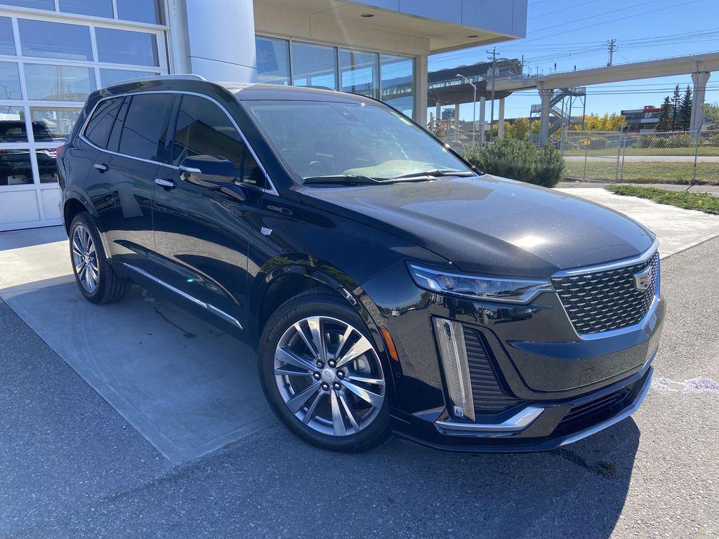 Black[Stellar Black Metallic] 2020 Cadillac XT6 Premium Luxury