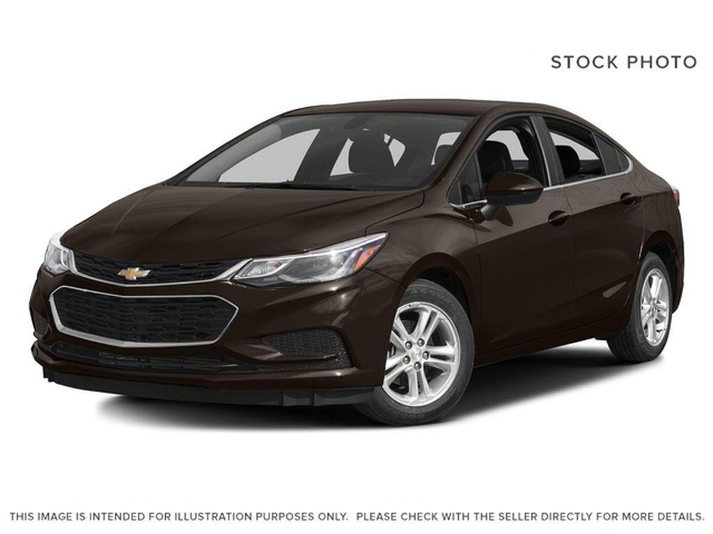 Gray[Graphite Metallic] 2017 Chevrolet Cruze