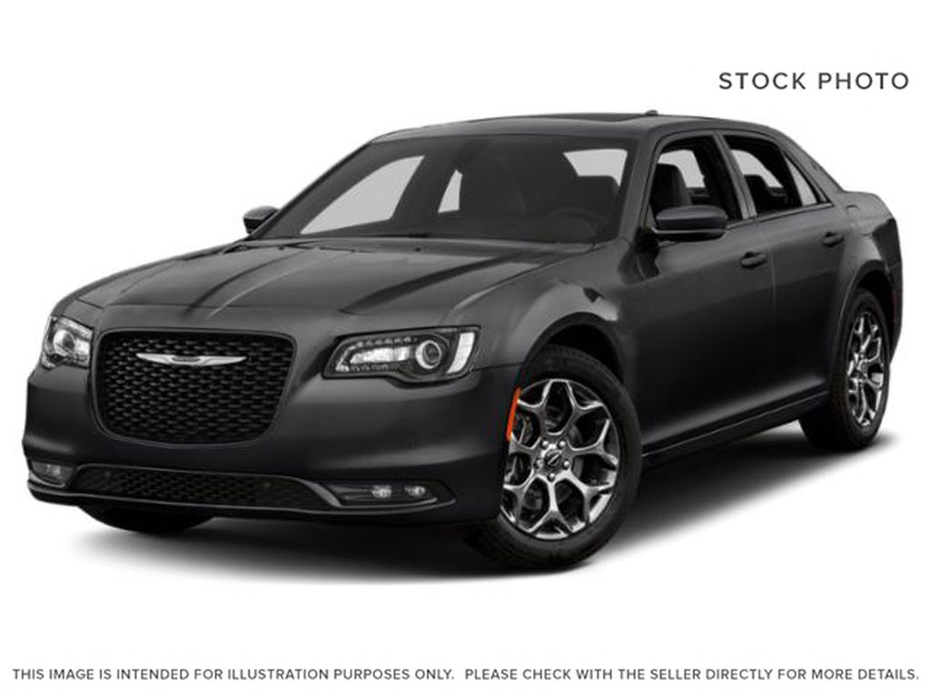Black[Gloss Black] 2018 Chrysler 300