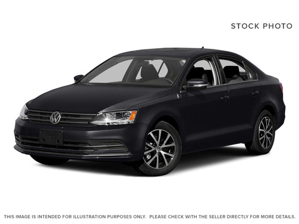 Black[Deep Black Pearl] 2015 Volkswagen Jetta Sedan