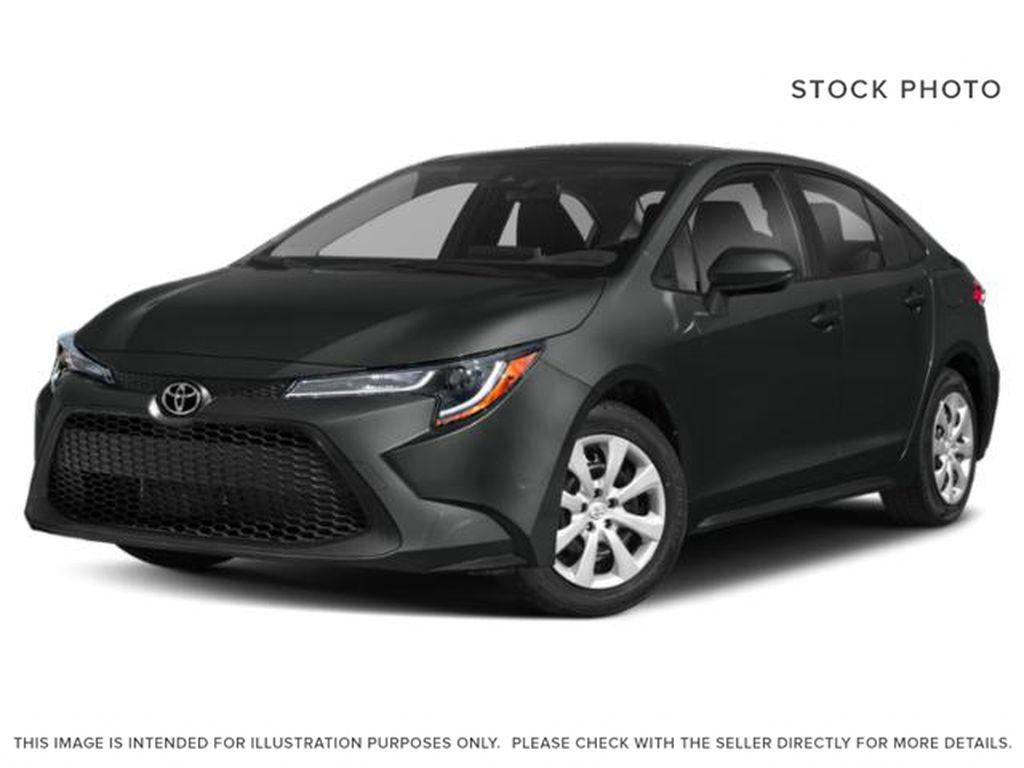 Black[Black Sand Pearl] 2022 Toyota Corolla