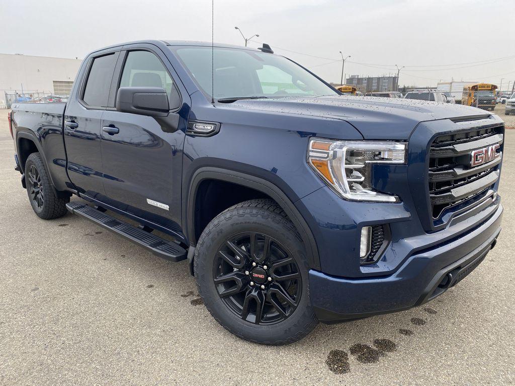 Blue[Pacific Blue Metallic] 2021 GMC Sierra 1500