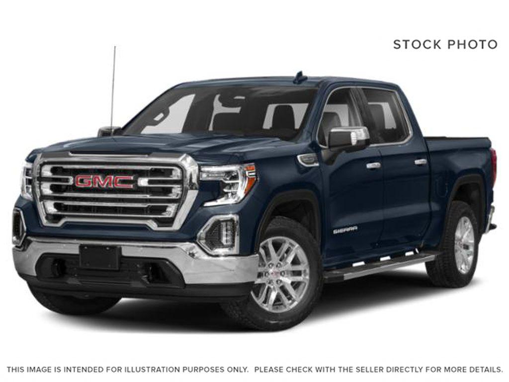 PACIFIC BLUE 2021 GMC Sierra 1500