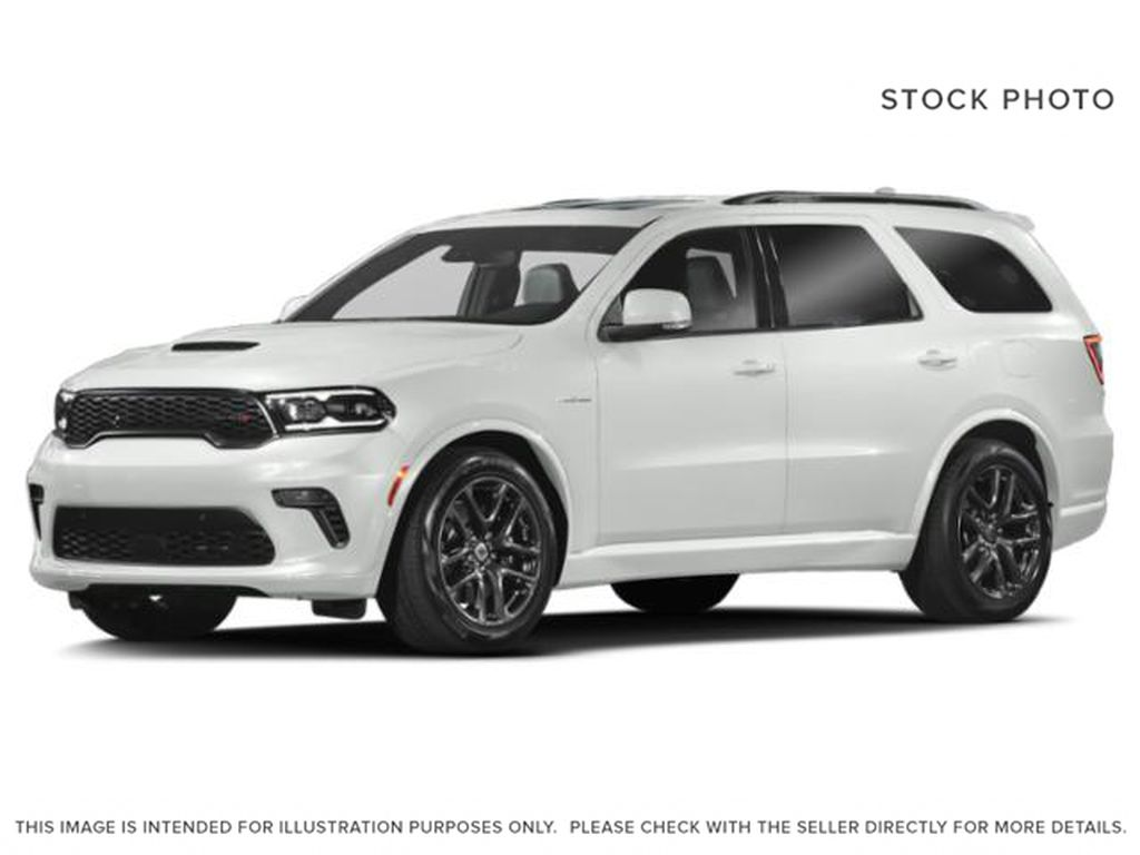 White[Ivory Tri-Coat Pearl] 2021 Dodge Durango