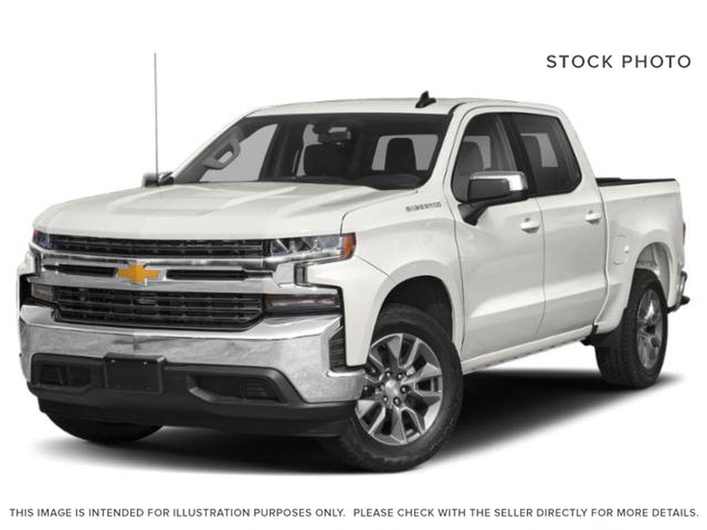 White[Iridescent Pearl Tricoat] 2020 Chevrolet Silverado 1500
