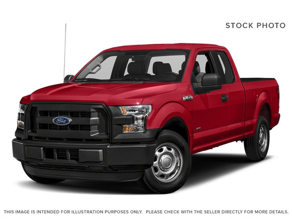 Red[Race Red] 2017 Ford F-150