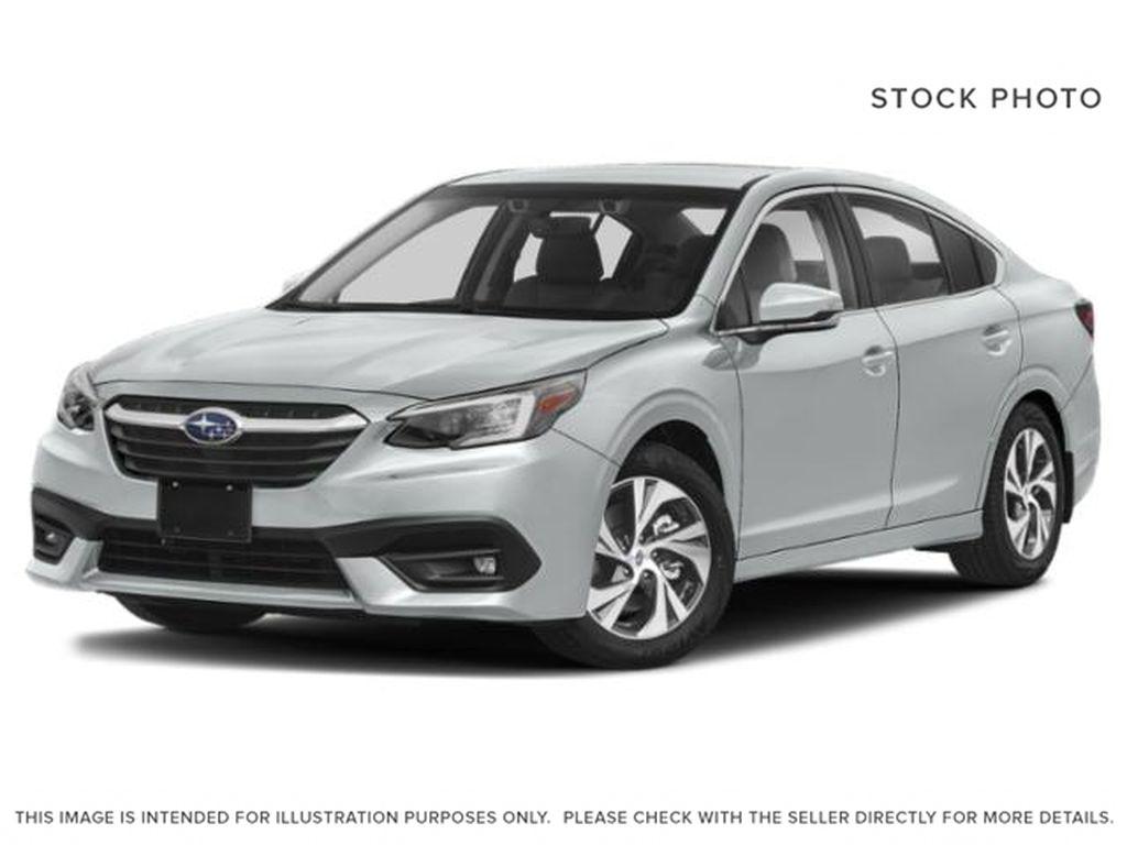 Silver[Ice Silver Metallic] 2022 Subaru Legacy