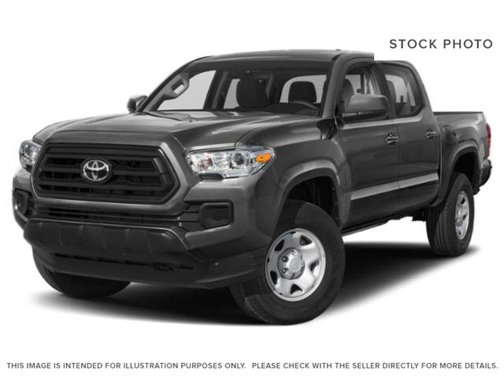 Gray[Magnetic Grey Metallic] 2021 Toyota Tacoma