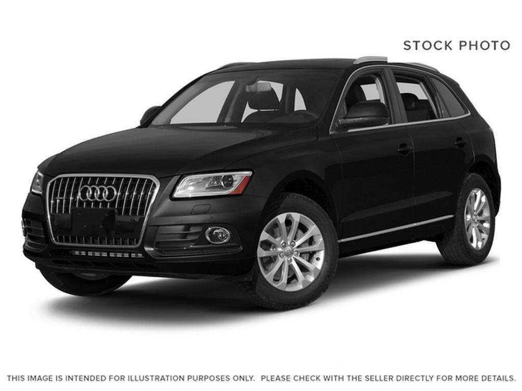 Black[Brilliant Black] 2015 Audi Q5 PROGRESSIVE AWD