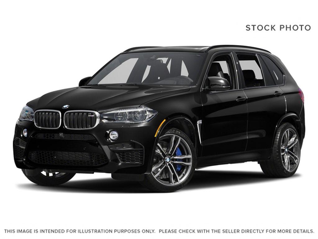 TAN 2017 BMW X5 M