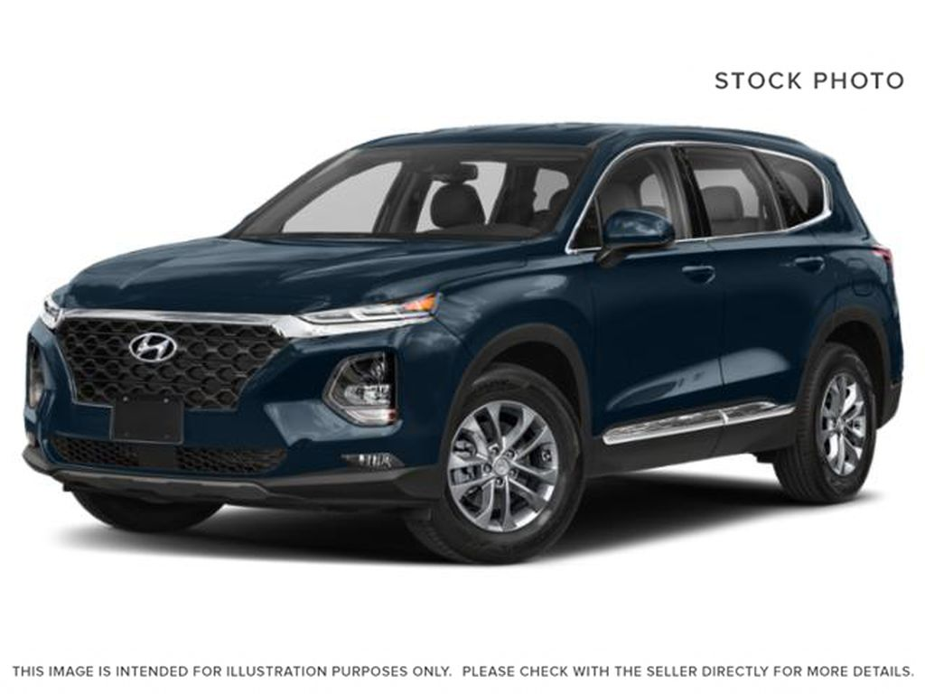 Blue[Stormy Sea] 2019 Hyundai Santa Fe