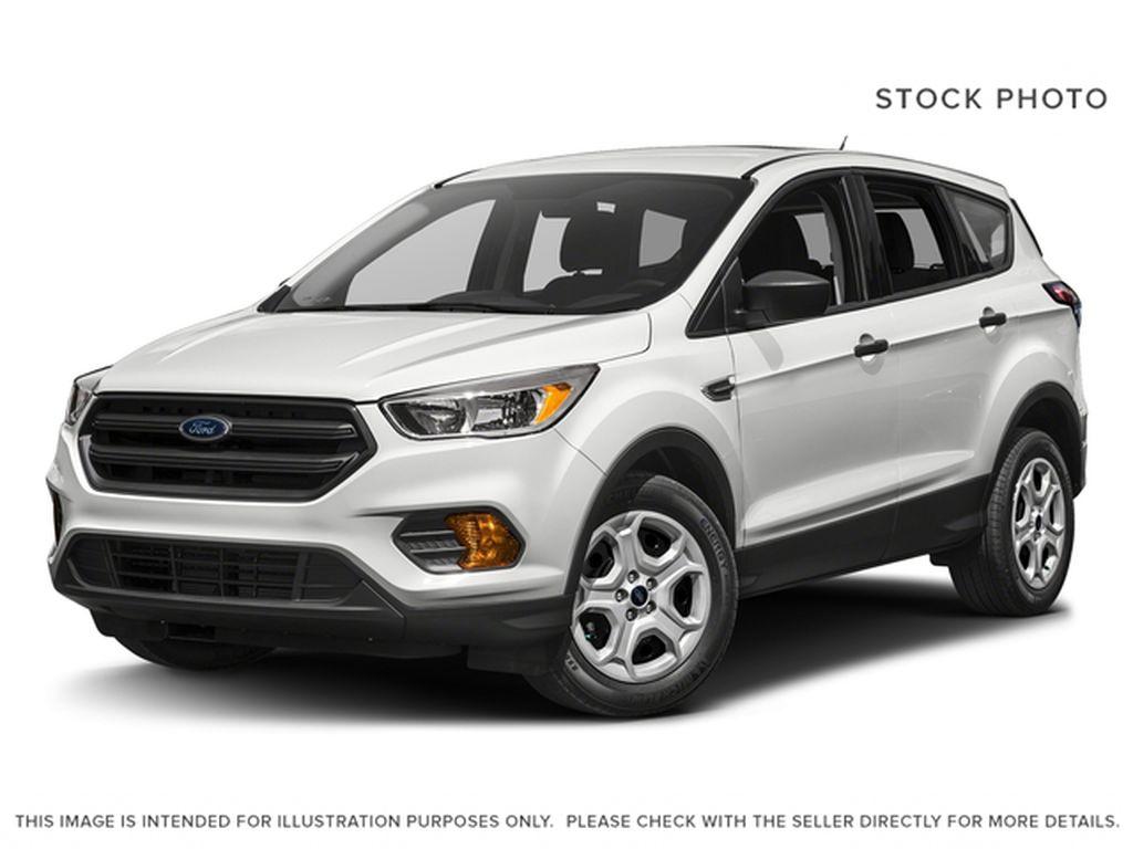 White[Oxford White] 2017 Ford Escape