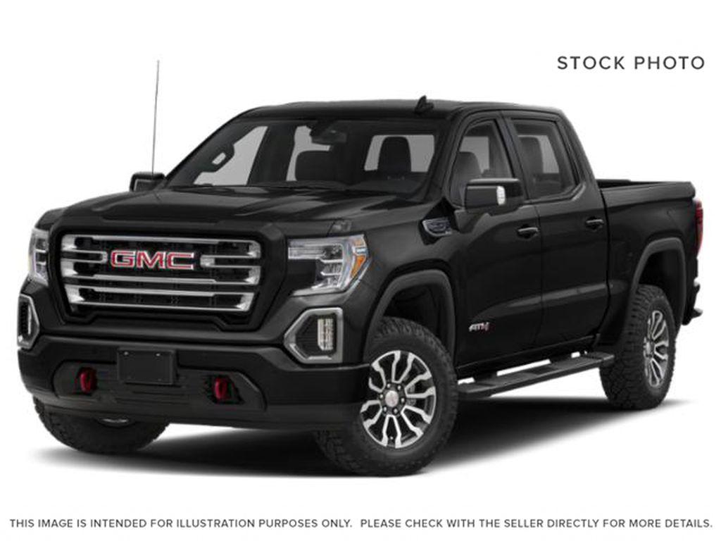 Black[Onyx Black] 2019 GMC Sierra 1500 AT4 CREWCAB