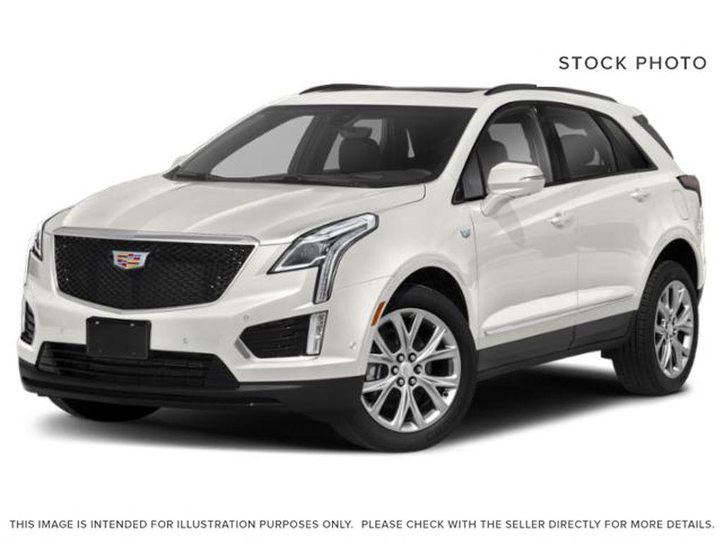 White[Crystal White Tricoat] 2021 Cadillac XT5